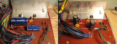Korg Lambda Power Supply Rebuild